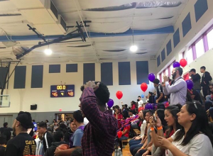 Basketball Game Rematch to Benefit Fire Victims
