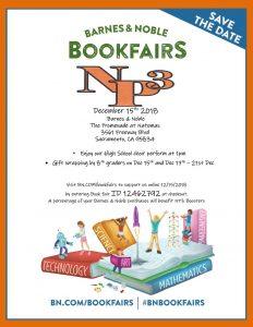 Annual NP3 Book Fair Event Set for Saturday