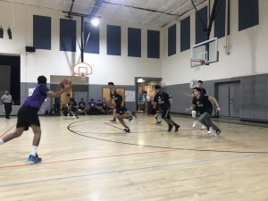NP3 Students Ball Out For Paradise Fire Victims