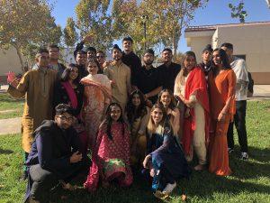 NP3 High Punjabi Club Prepares for Bhangra Bash
