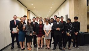Mock Trial Team Holding Tryouts for Upcoming Year