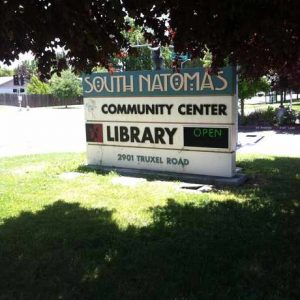 Volunteering at our Natomas Libraries