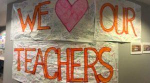 Students Appreciate NP3 Teachers & Staff