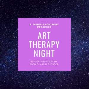 Express Yourself at Art Therapy Night