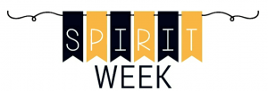 Get Ready for Spirit Week!