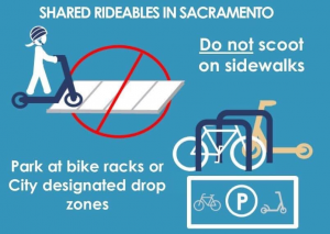 Shared Rideables Makes Appearance in Natomas
