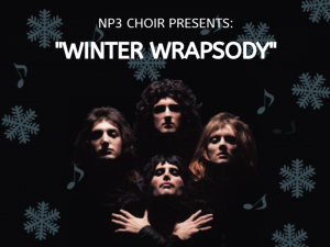 """Winter Wrapsody"" to Showcase NP3 Student Talent"