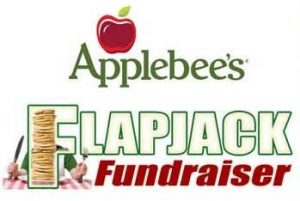 NP3 Dance Team Fundraises with Applebee's