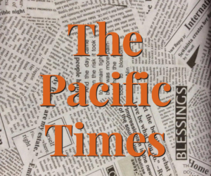 "Ahoy: Meet the 2020-21 ""Pacific Times"" Staff"